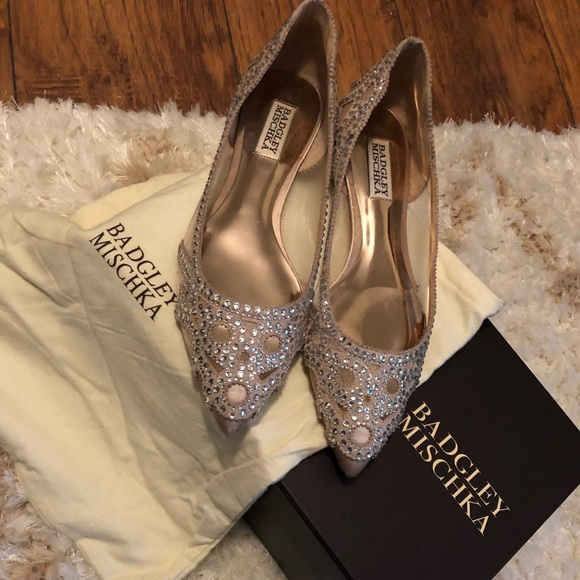 38c013750edc Badgley Mischka Shoes - Badgley Mischka Flats